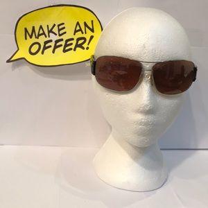 Prada Aviator Sunglasses.RX.SPR 61 G 67-13 1AP 301